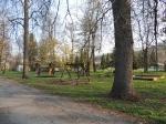 """Žiar nad Hronom - Rozšírenie detského ihriska o športové prvky v parku Š. Moysesa"""""""
