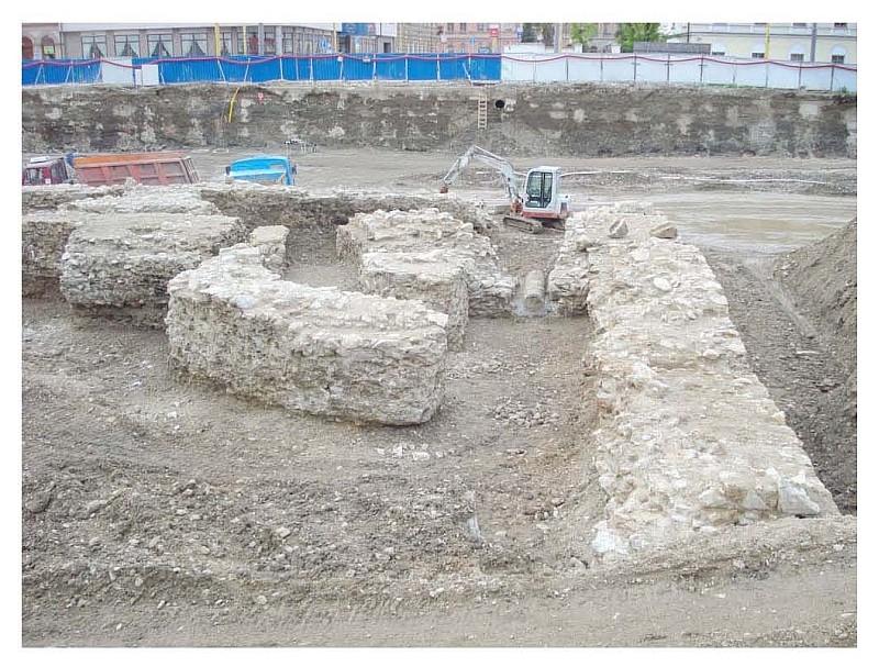 Výskum košickej citadely